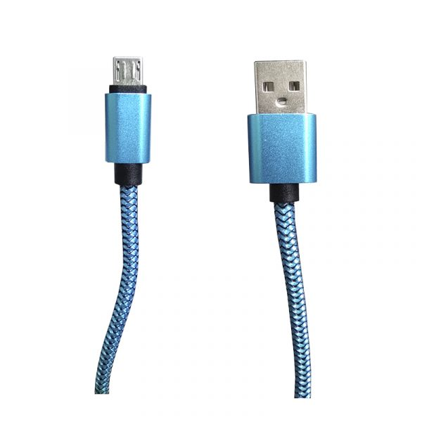 cablecolorbluemicrousb